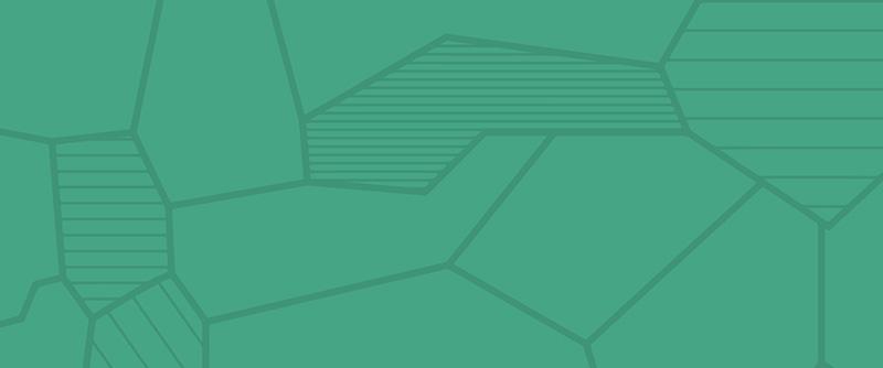 Dekorativt grönt mönster