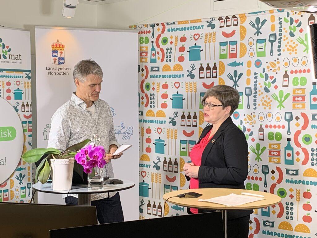 Susanne Friberg, Näringslivschef Länsstyrelsen